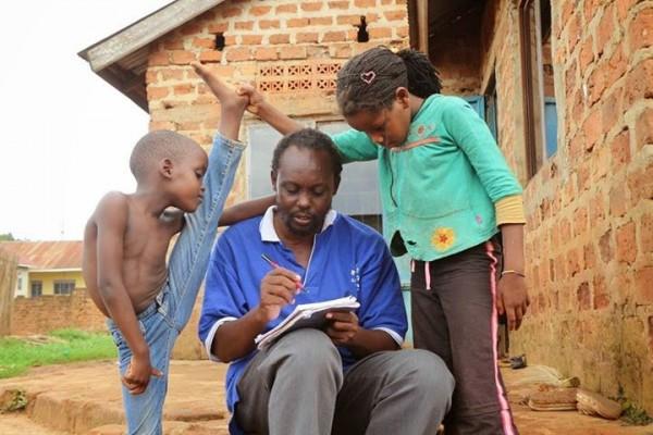 Nabwana Isaac Godfrey Geoffrey