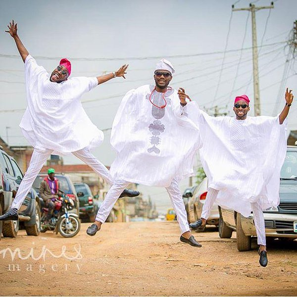 Yoruba demons flying