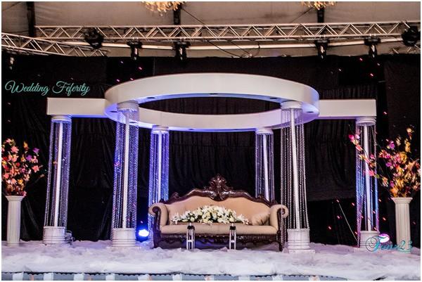 Wedding Reception Decor Nigeria Partyjollof