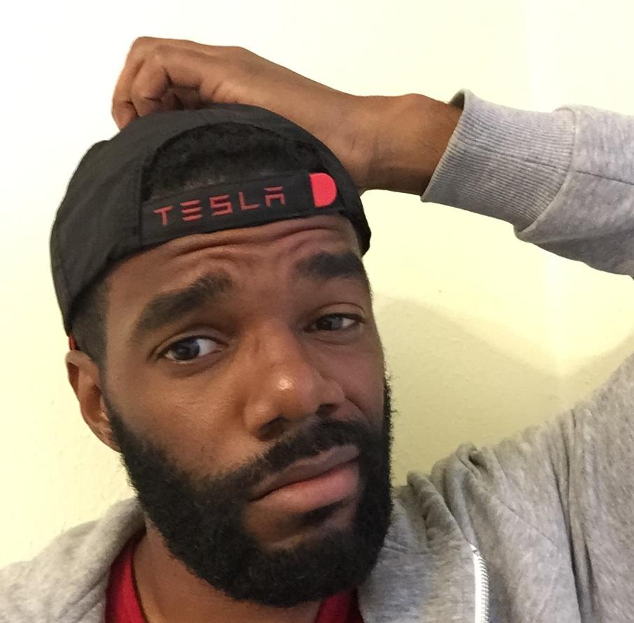 Nigerian black man