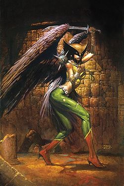 Hawkgirl_(Shiera_Hall)
