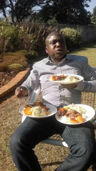 eating plenty