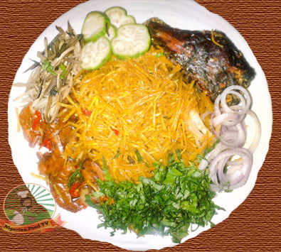 Abacha and ugba 1