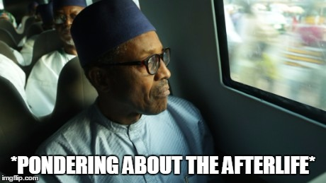 Buhari afterlife