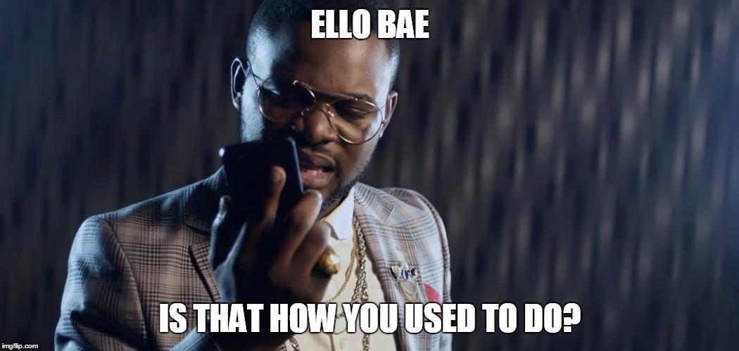 Image result for nigerian man heartbroken meme