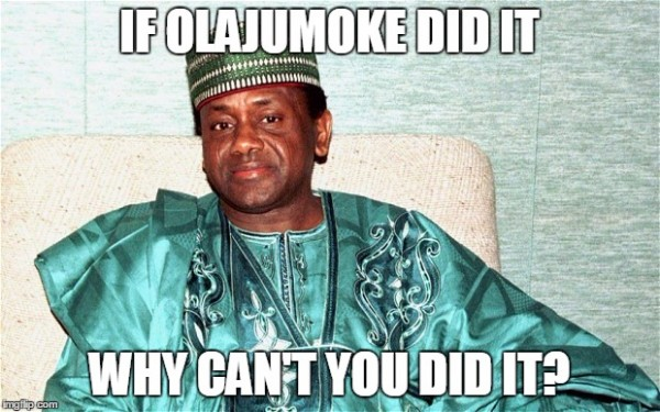 Sani Olajumoke