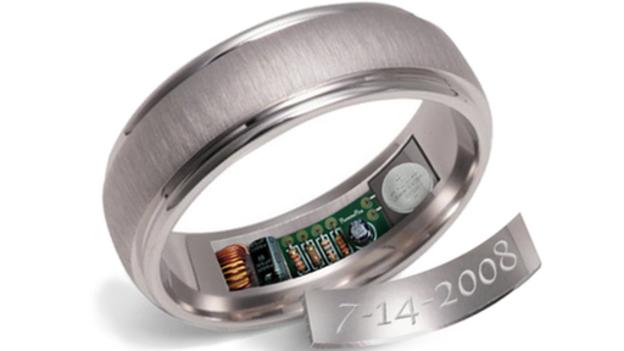 Wedding ring GPS   PartyJollof