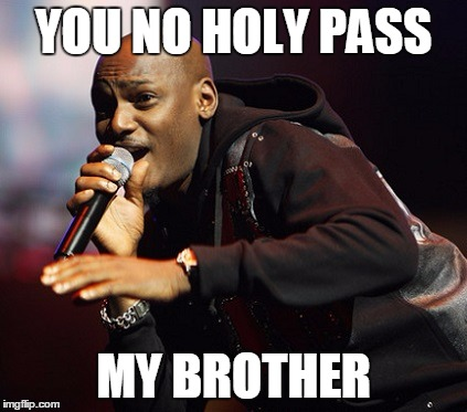 2face holy pass