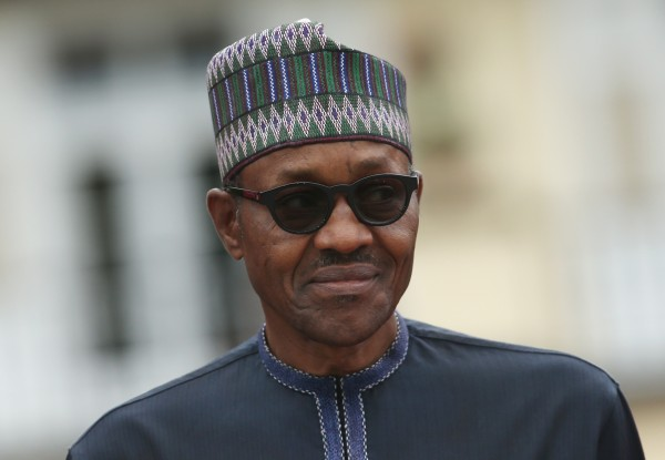 GARMISCH-PARTENKIRCHEN, GERMANY - JUNE 08:  Nigerian President Muhammadu Buhari attends the second day of the summit of G7 nations at Schloss Elmau on June 8, 2015 near Garmisch-Partenkirchen, Germany. In the course of the two-day summit G7 leaders are scheduled to discuss global economic and security issues, as well as pressing global health-related issues, including antibiotics-resistant bacteria and Ebola.  (Photo by Sean Gallup/Getty Images)