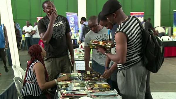Lagos Comic Con2