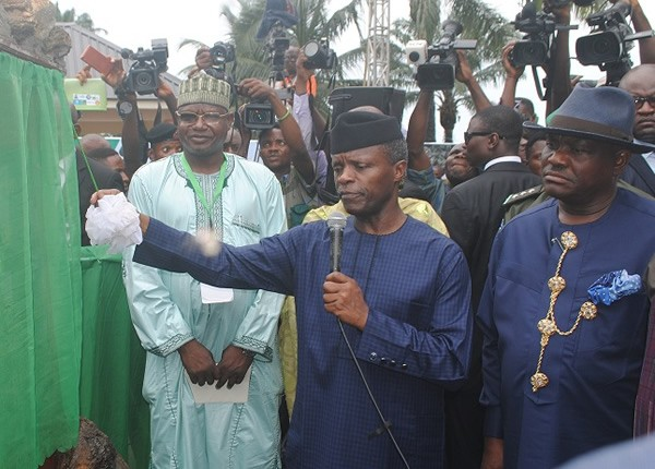 Ogoni cleanup opening