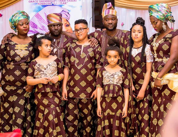 nigerians family dublin