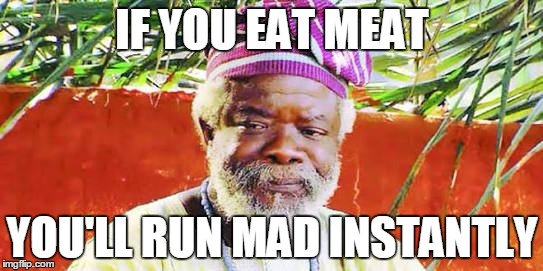 babalawo meat