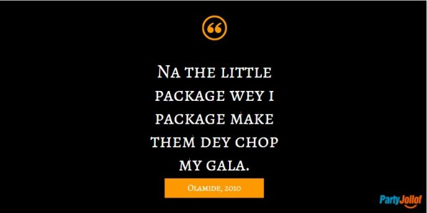 Olamide Motivation monday