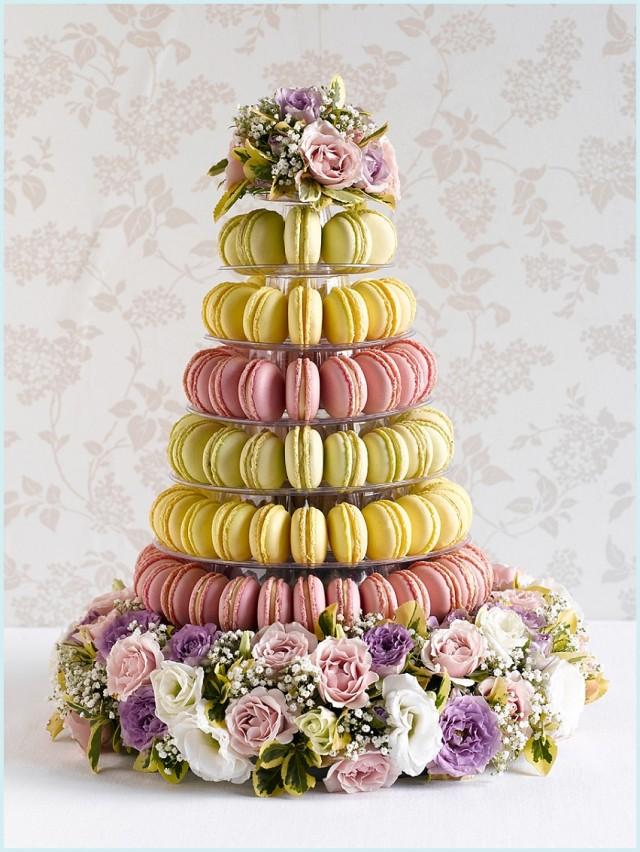 Bridal inspiration: 10 alternatives to a conventional wedding cake ...
