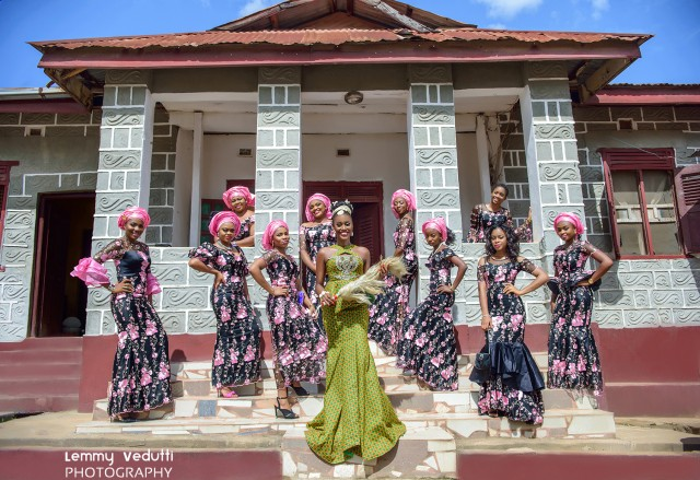 A union of Doctors! Chioma & Onyedika's beautiful traditional wedding photos