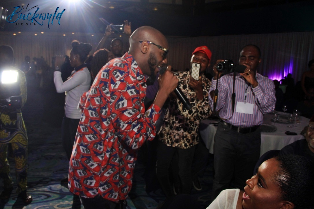 2face Idibia Performing