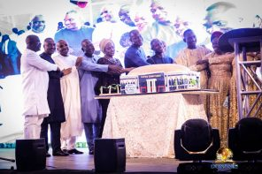 Oyedepo, Osinbajo, others attend Pastor Paul Enenche's 50th birthday thanksgiving (photos)
