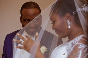 First photos from late Billionaire Folawiyo's daughter's lavish wedding in Lagos