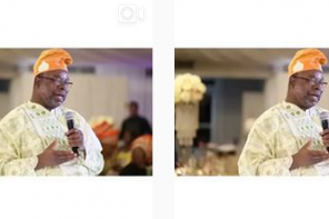 This Nigerian Dad's speech at his daughter's wedding will make you cry