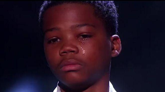 Astro Crying