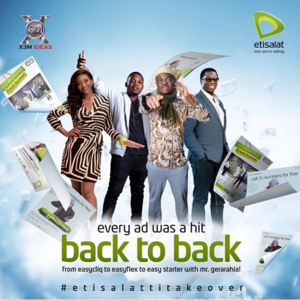 Etisalat Back To Back