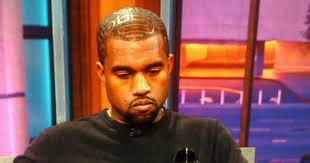 Kanye sad