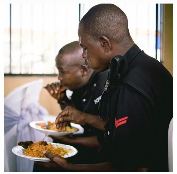 Police Jollof Afrolems