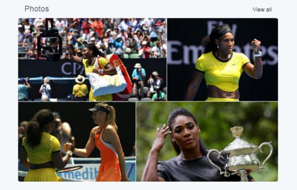 Search Result Maria Sharapova