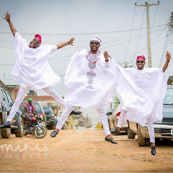 Yoruba demons flying