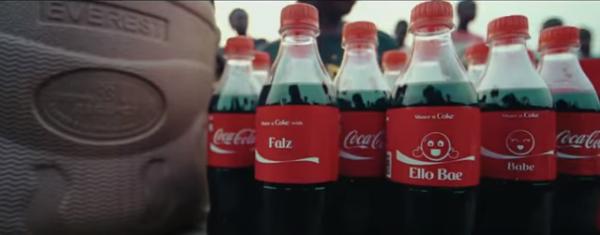 Coke Ello Bae