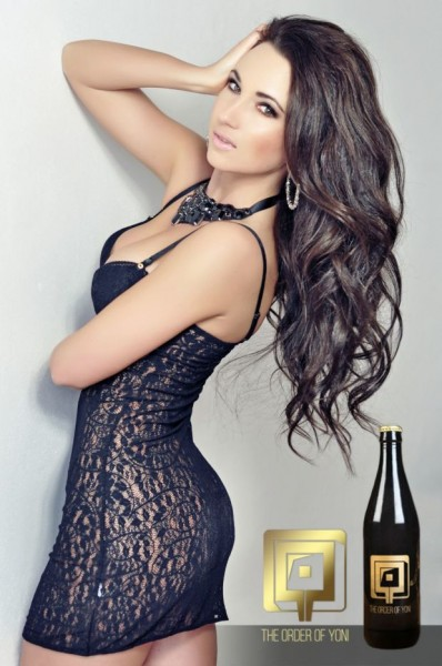 Czech model Alexandra Brendlova