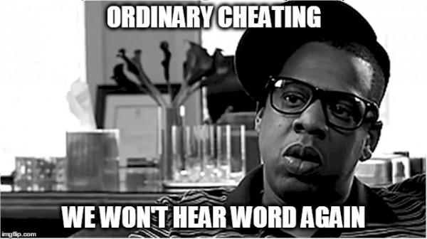Jayz Ordinary cheating