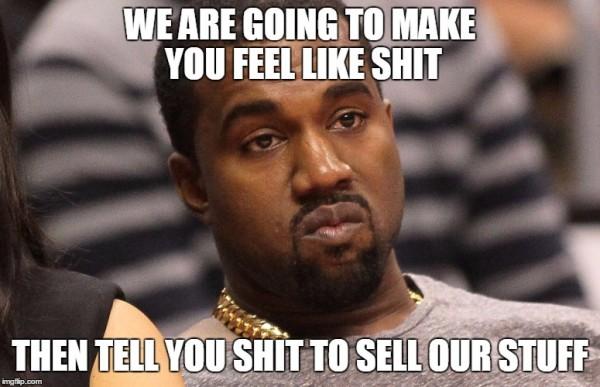 Kanye shit