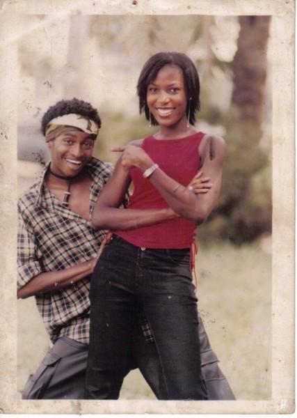 Linda Ikeji throwback