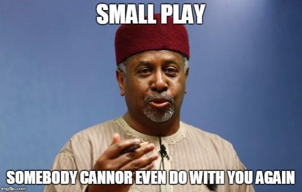 Sambo small play