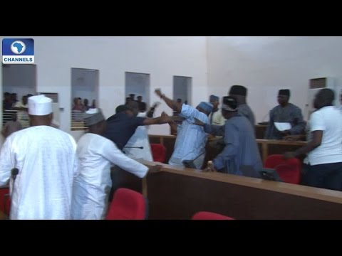 These are the 10 types of Nigerians, according to the Nasarawa State Assembly fight