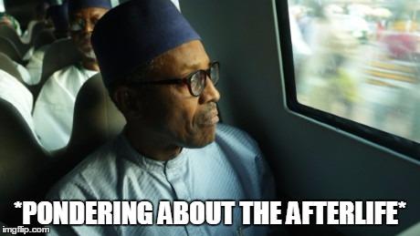 Buhari afterlife