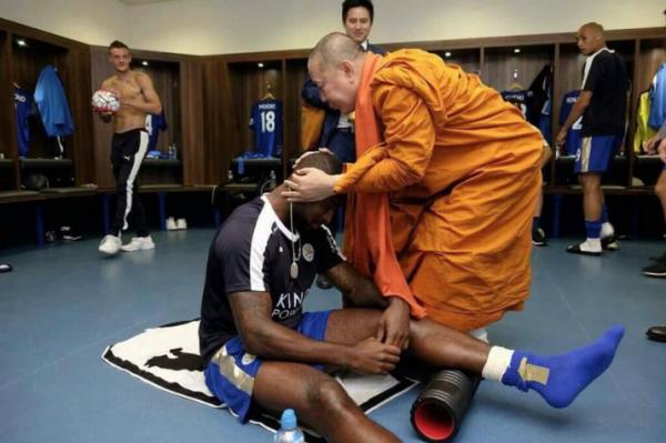 Leicester Buddha