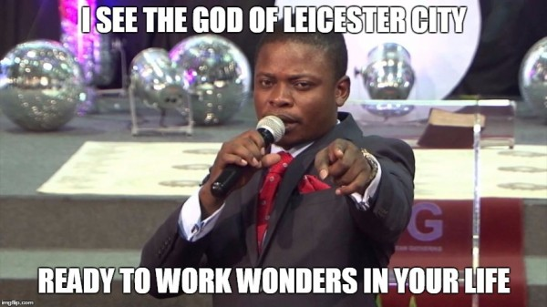 Pastor leicester