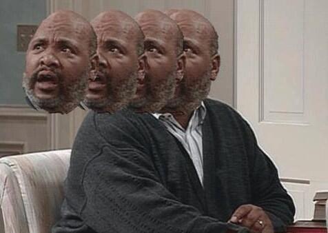 face split