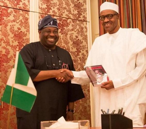 Dele Momodu Buhari