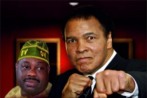 Dele Momodu Muhammad Ali