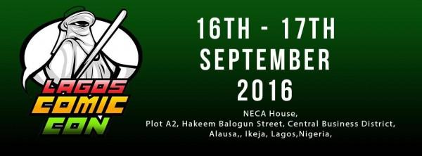 Lagos Comic Con1