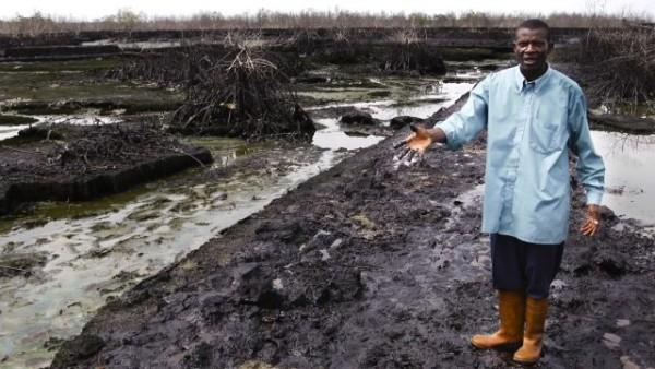 Ogoni oil spill