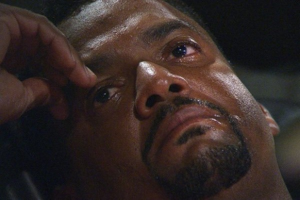 Carlton crying