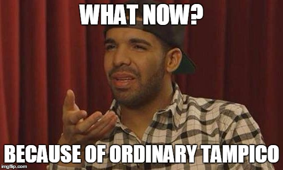 Drake tampico