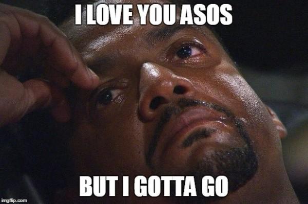 cry asos