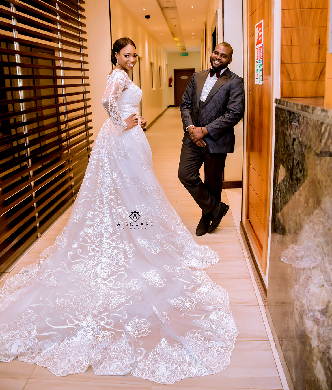 Off White Wedding Gown Meaning: White Wedding Album Of The Former Head Of Civil Service
